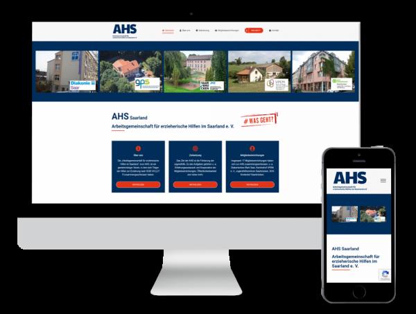 AHS - Förderung der Jugendhilfe im Saarland